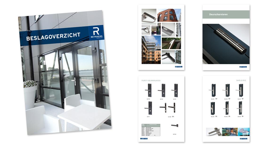 Reynaers-brochure-beslagoverzicht
